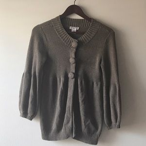 APHORISM cardigan | small