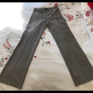 Winter grey pants