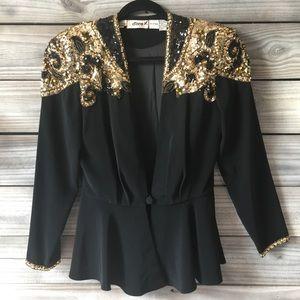 Vintage d'ore jacket
