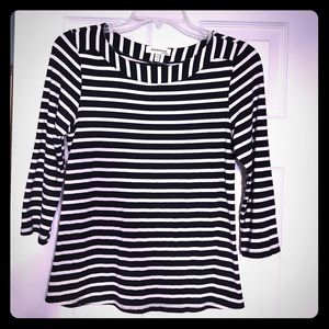 Monteau 3/4 sleeve top