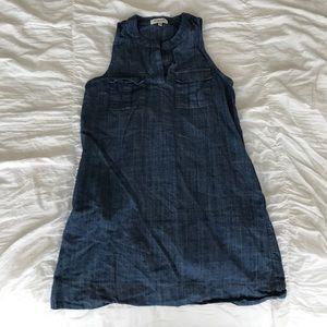 Frocket jean dress