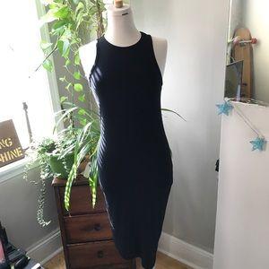 Forever 21 Black Racerback Dress