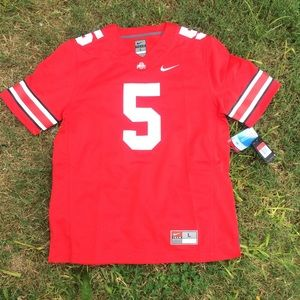 Limited Edition Ohio State Buckeyes Nike Jersey