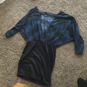 Dresses & Skirts - Low cut mini dress