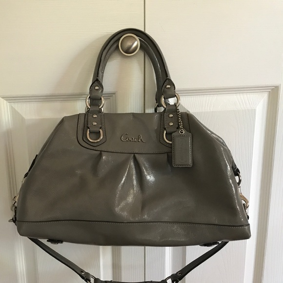 Coach Bags   Ashley F15454 With Strap   Poshmark c7e0934d7b