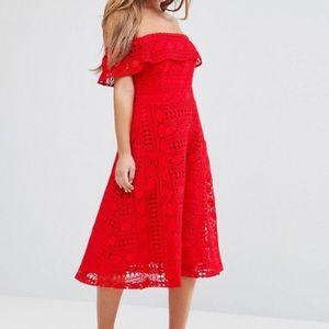 ADORABLE ASOS DRESS NWT