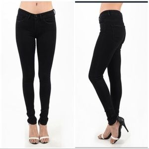 Nine Planet Jeans - Nine Planet Black Denim Skinny Jeans