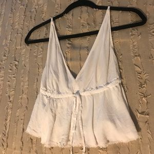 Brandy Melville white blouse