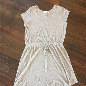 Olive & Oak Dress/Cover Up, Sz. XL, grey, GUC