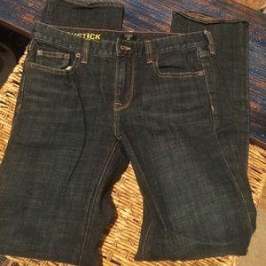 JCrew Matchstick Jeans 28 Short