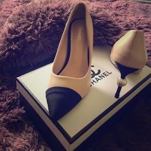Brand new Chanel shoes