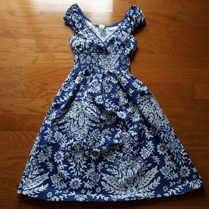 Modcloth Dress~Size Large