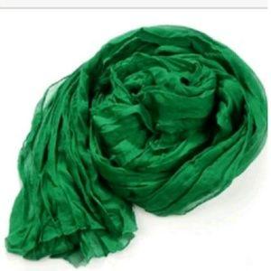 So Soft,  Long green Scarf