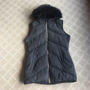 Reversible MK vest