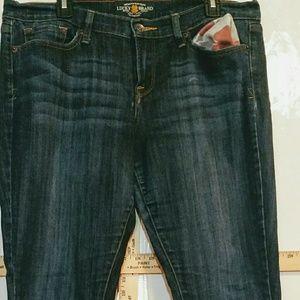 Women's Lucky Brand denim jeans