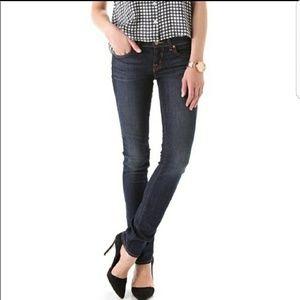 J Brand Pencil Leg Jeans Dark Vintage #912