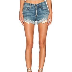 Rag & Bone Weston Shorts Button Fly 25