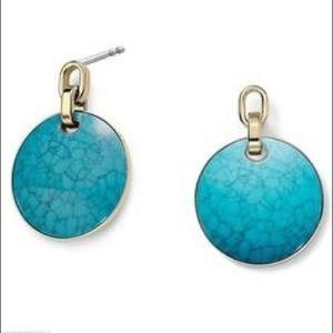 🔥FLASH SALE🔥NWT Michael Kors Turquoise Earrings