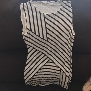 Bailey44 stripe top