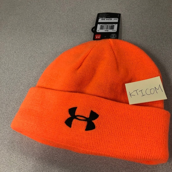 bea5b0f25ab04 New Under Armour Men s Tactical Stealth Beanie