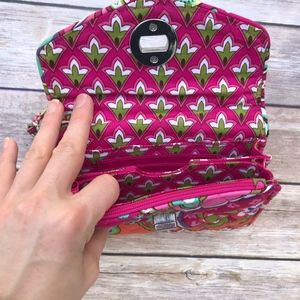 Vera Bradley Wallet. Gently Used once or twice.
