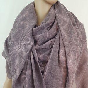 Embroidery blanket scarf-lungi-shawl