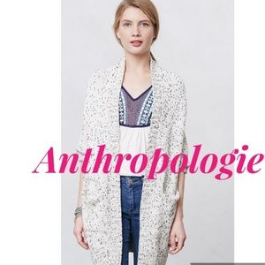 Anthropologie Moth Cardigan