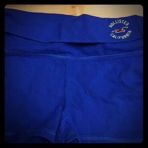Woman's Hollister Athletic Shorts. Size small.