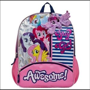 Other - My little pony backpack
