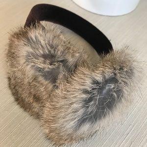 Never worn SURELL FOX earmuffs