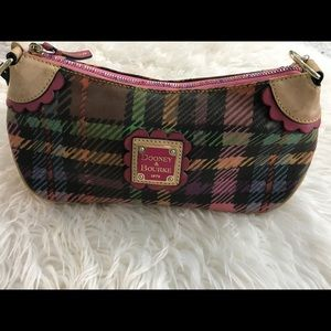 Dooney & Bourke plaid purse
