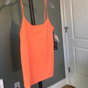 NWT Orange L tank top. Free with purchase