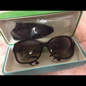Kate Spade Sunglasses & Case