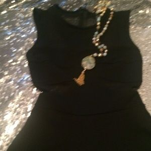 Perfect LBD!!!  Pretty cut out detailing