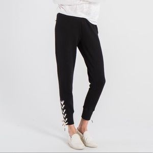 Marta Jogger Black Jogger Sweats