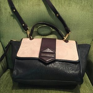 Marc by Marc Jacobs textured cross body bag