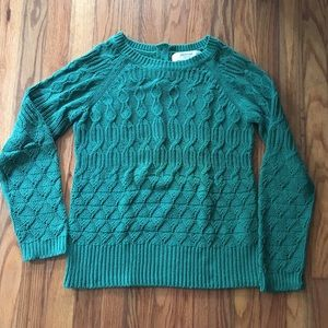 Sparrow for Anthropologie Cable Knit Sweater