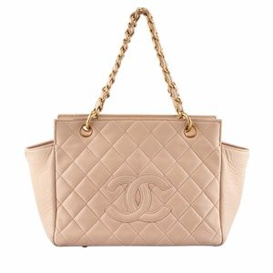 Chanel Timeless Shopper Quilted Tote (134086)
