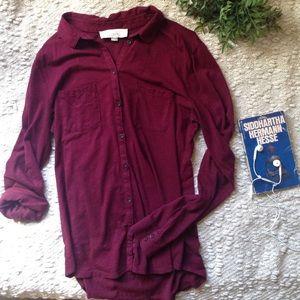 LOFT | Button Down Shirt