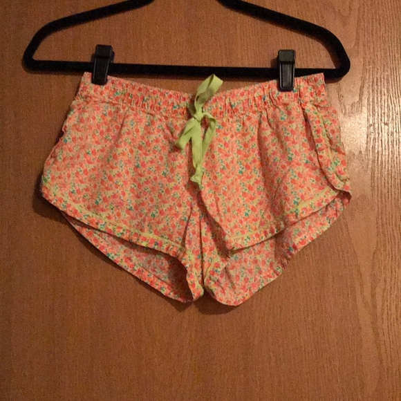 aerie Other - Aerie: Floral Sleep Shorts