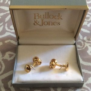 Other - Golden cuff links