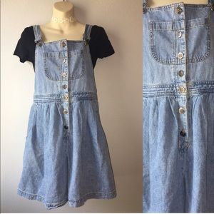 1990s overall shorts