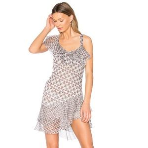 SAM&LAVI Karlie Dress in Daisy Dots