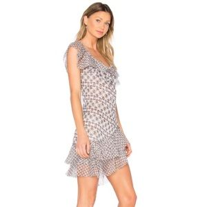 Sam & Lavi Dresses - SAM&LAVI Karlie Dress in Daisy Dots