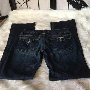 Hudson Flap Pocket Jeans