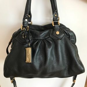MARC BY MARC JACOBS / Black Satchel