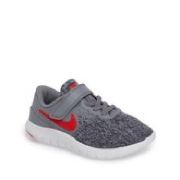 999c9e236dc9 Nike Flex Contact Running Shoe (Toddler)