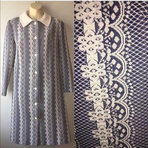 1970s coat dress