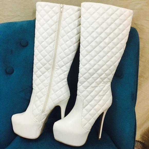 Shoe Dazzle Shoes   Shoe Dazzle White
