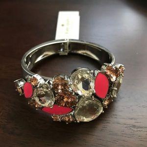 Kate Spade Frosty Floral Bracelet
